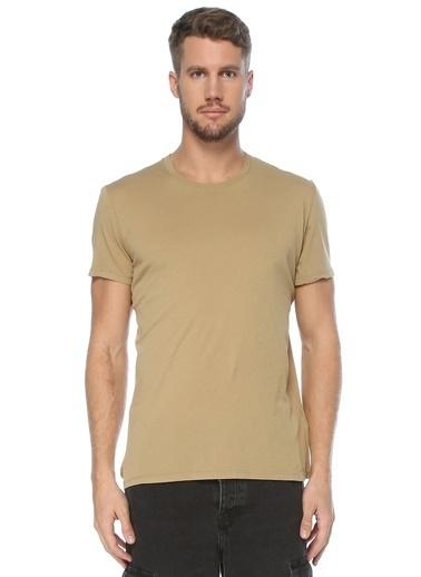 American Vintage Tişört Bej
